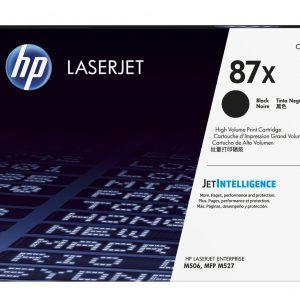 Toner HP 87X Alto rendimiento