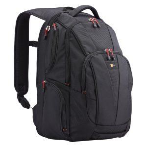 """Mochila Case Logic 15.6"""" Laptop + Tablet Backpack"""