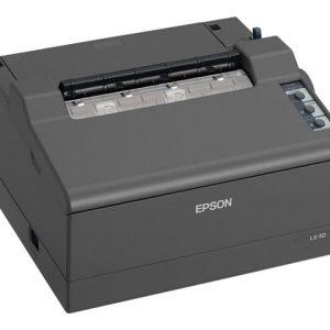 Impresora de recibos Epson LX 50  Matriz de puntos