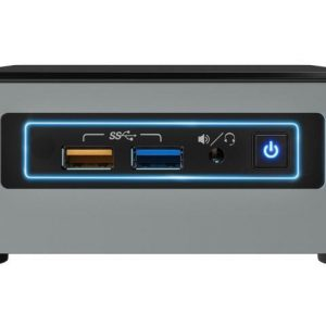 Miniordenador Intel Next Unit of Computing Kit NUC6CAYH Limitado