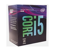 Procesador Intel Core i5 i5-8400 2.8 GHz