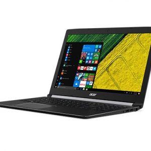 "Laptop Acer A515 i5-7200U 8GB 1TB 15.6"" Win10 Home Color Rojo"