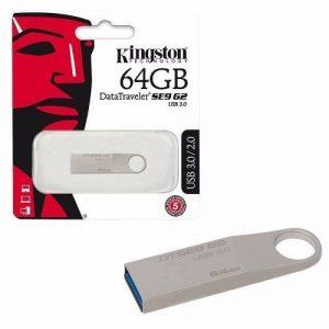 Memoria USB Kingston 64GB 3.0 DTSE9G2