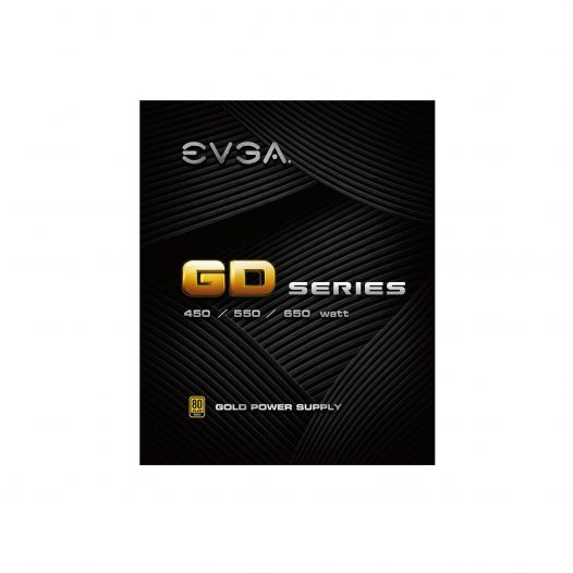 Fuente de Poder EVGA 450W 80 Plus Oro