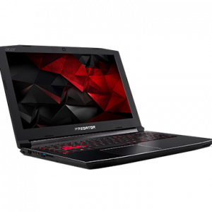 Laptop Acer Helios i5-7300HQ 12GB 1TB+SSD 128GB Nvidia 6GB