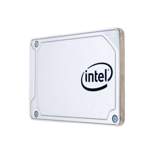 """Unidad de Estado Solido 512GB SATA3 2.5"""" marca Intel"""