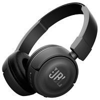 Audifonos JBL T450BT con Diadema Bluetooth Color Negro