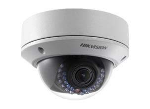 Cámara de vigilancia de red Hikvision cúpula