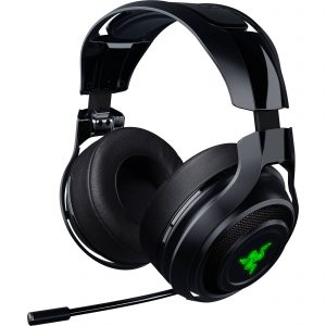 Audifonos Razer MAN O´WAR 7.1 Inalambrico