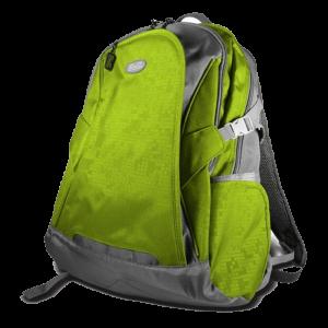 """Mochila para Laptop Klip Xtreme de 15.6"""" Color Verde"""