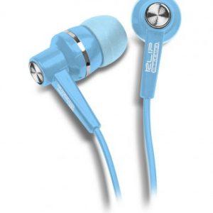Audifonos Klip Xtreme Stereo / Conector 3.5 Plug-in / Azul