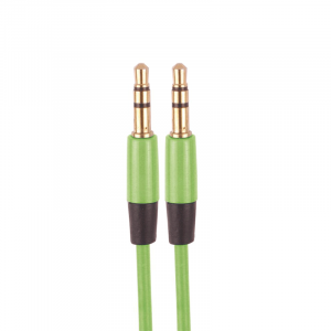 Cable Audio One / 3.5Mm Green / Euc-011G