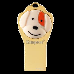 Memoria Usb Kingston 32GB Diseño del Año del Perro