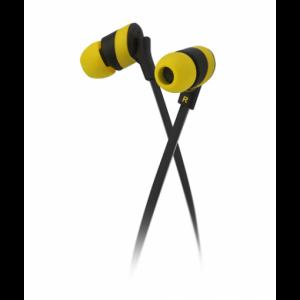 Audifonos Klip Xtreme KolorBudz  KHS-625YL Yellow