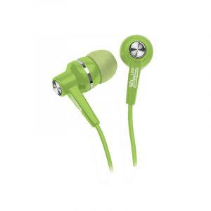 Audifonos Klip Xtreme Stereo 3.5mm Color Verde