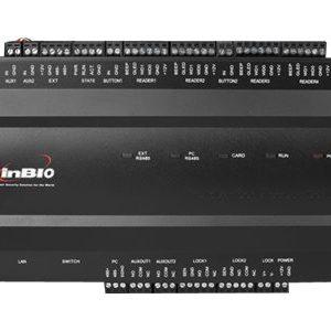 Panel de 4 puertas ZKTeco InBio460 Package B TCP/IP and RS-485