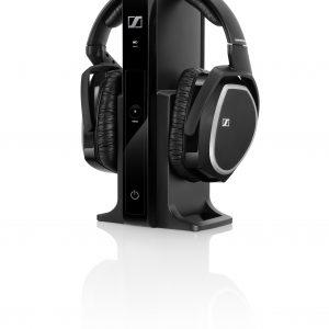 Audífonos Inalámbricos Over Ear para TV's con control en orejera 32Ω - RS 165