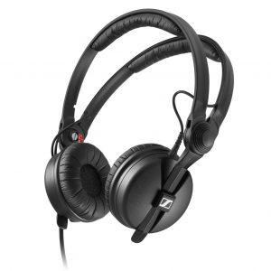 Audífono Profesional ON EAR para DJ Y monitoreo 70 Ω - HD25