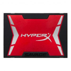 Unidad SSD Kingston HyperX Savage 240GB, (560MB/s Lectura y 530MB/s Escritura)