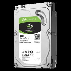 "Disco Duro Interno para Desktop Seagate BarraCuda 4TB SATA 3.5"""