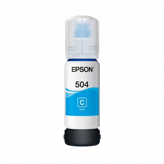 Tinta Epson ink T504220-AL Cyan