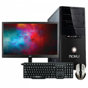 Combo Desktop Molvu PC Basic