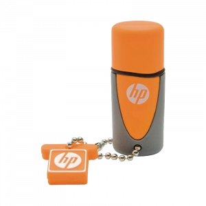 Memoria USB HP 16GB 245W Naranja