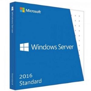 Licencia Microsoft Windows Server 2016 Standard Edition 16 núcleos