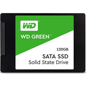 Unidad en estado sólido Western Digital Green 120GB