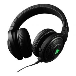 Audifonos Razer Kraken V2 Color Negro
