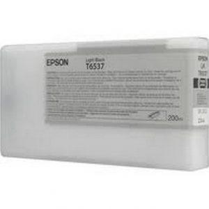 Cartucho de tinta Epson T6537 200ml Negro Claro