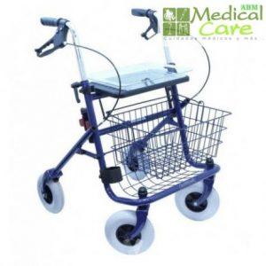 Andador de 4 ruedas Medical Care