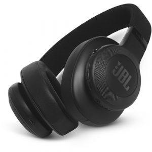 Audifonos con Diadema JBL E55BT Bluetooth Color Negro