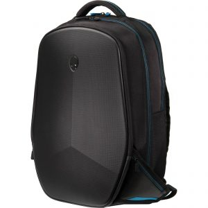 "Mochila para Laptop Alienware Vindicator 15.6"" Color Negro/Azul"