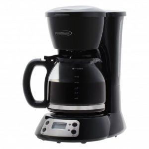 Cafetera de 15 tazas con control digital Premium