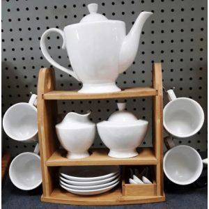 Set de 16 piezas para té
