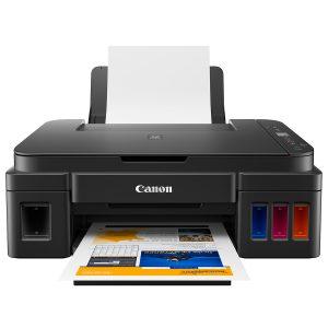 Impresora Multifuncional Canon Pixma G2110 de Sistema Continuo