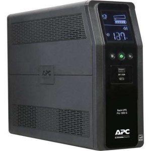 UPS APC Pro BR1000MS 1000VA Interactivo de 10 Tomas