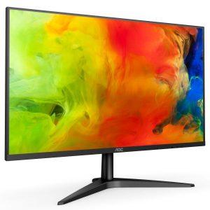 """Monitor AOC de 23.6"""" 24B1H Full HD con Salida HDMI de 5 ms"""