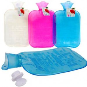 Bolsa para agua caliente