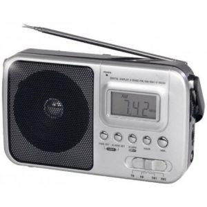 Radio reloj Marca Supersonic