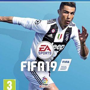 FIFA 19  PS4  (Edición Estándar)
