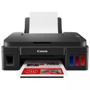 Impresora Multifuncional Canon Pixma G3110 de Sistema Continuo Wi-Fi y USB