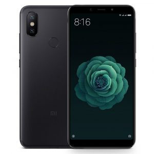 "Celular Xiaomi Mi A2 5.99"" 4GB 64GB Doble SIM Color Negro"