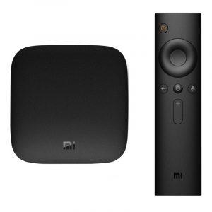 Xiaomi Mi Box Android TV con Control Remoto