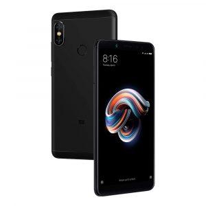 "Celular Xiaomi Redmi Note 5 2SIM Negro 5.99"" 12MGPXL 3GB 32GB"