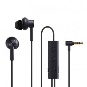 Audífono Xiaomi in Ear Noise Canceling 3.5mm con Micrófono Negro