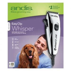 Cortadora de pelo para mascotas marca Andis
