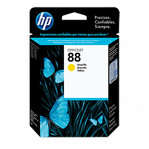 Cartucho  HP 88 9ml Amarillo