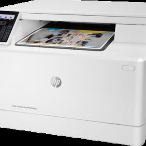 Impresora HP Color LaserJet Pro MFP M180nw - Impresora multifunción - color